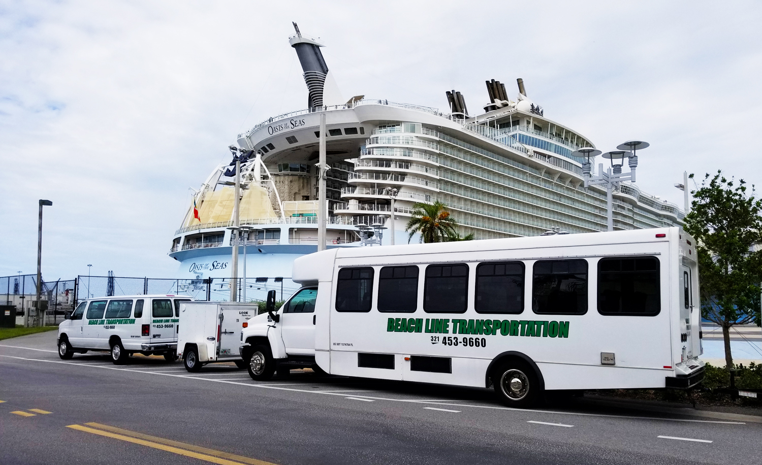 Beachline shuttle