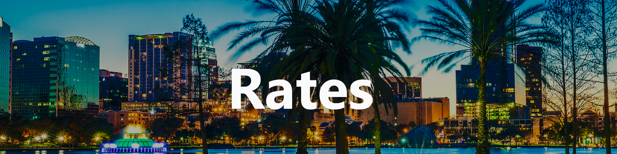 Beachline Rates